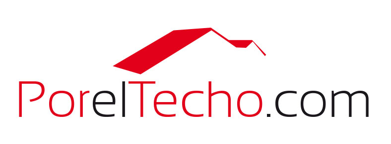 Logotipo Poreltecho.com